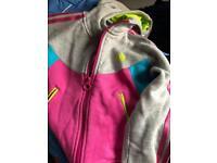 Adidas zipper