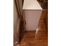 Ikea white Alex Storage unit (delivery available)