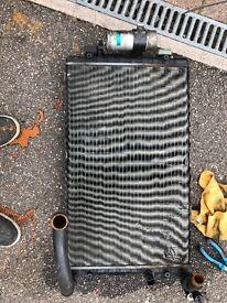 Mk4 golf 1.9tdi radiator