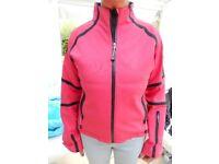 Ladies waterproof ski jacket