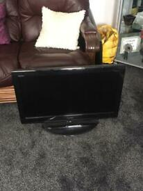 Sony bravia 2014 32 inch smart freeview hdtv and cabinet
