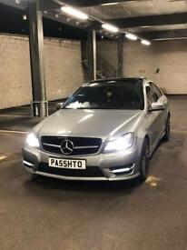 Mercedes C250 FULLY LOADED PANROOF
