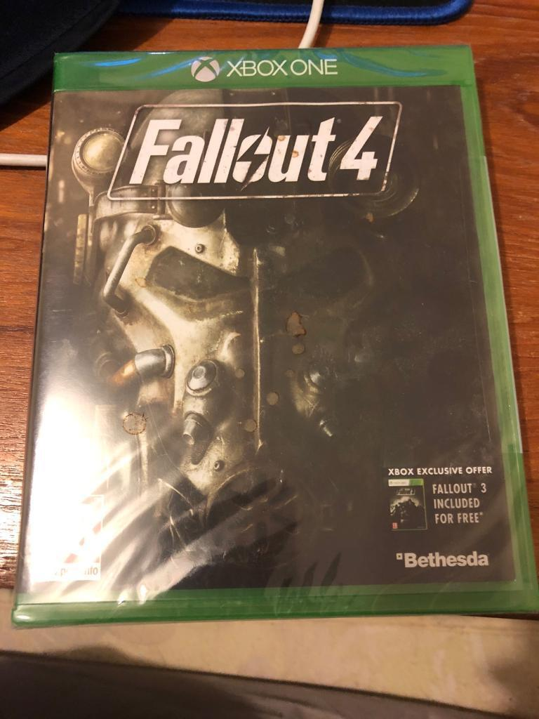 Brand new Fallout 4 Xbox one (+ free fallout 3 download) | in Gildersome,  West Yorkshire | Gumtree