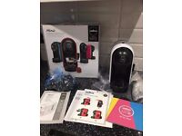 LavAzza Minu Coffee Machine! Boxed As New!! BARGAIN! Includes coffee Pods! Like Tassimo!