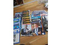 Job lot Bristol Rovers programmes