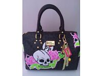BRAND NEW PAULS BOUTIQUE LIMITED EDITION SKULL BAG - £43 ONO - RRP £65