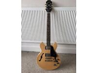 Epiphone (not Gibson) ES-339 semi-hollow electric guitar