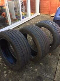 235/45 R17 W tyres