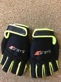 Grays Hockey gloves