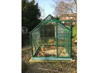 8X6 Greenhouse for Sale
