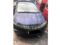 HONDA CIVIC 2.2 DIESEL 2006 BREAKING FOR PARTS SPARES AND REPAIRS