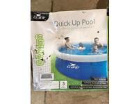 10ft easy up swimming pool