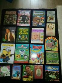 Various books and annuals