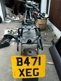 Ar 125 Motor bike for sale