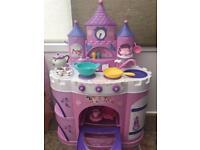 Disney princess interactive talking kitchen