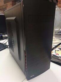 AMD, 1TB HD, 8GB Ram, Office & Windows Base Unit
