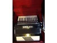 Excelsior Accordion - Model 301
