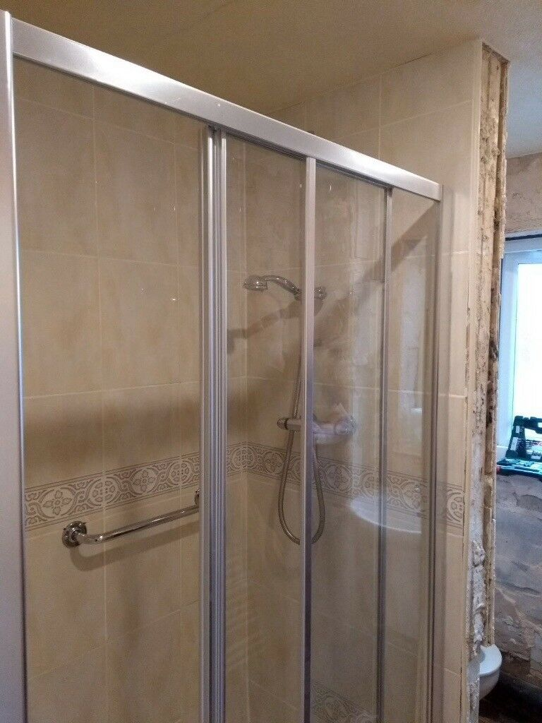 Sliding Glass Shower Door In Sale Manchester Gumtree