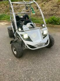 Quadzilla midi rv buggy 150