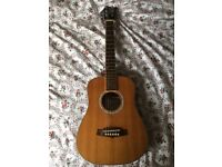Tanglewood TB baby acoustic travel guitar