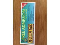 Drusillas Park child ticket