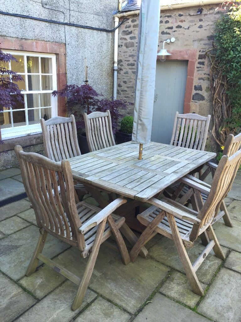 Garden Furniture Gumtree alexander rose garden furniture set | in melrose, scottish borders