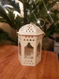 Morrocan lantern / house decor / candle holder