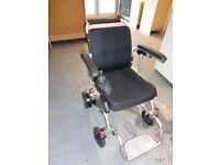 Foldawheel Wheelchair88 PW-999UL Folding Electric Wheelchair