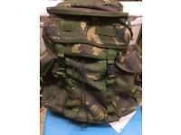 Ex army patrol pack/ruck sack/bag
