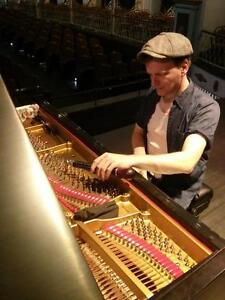 Piano Tuner in Montreal