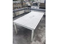 ÄNGSÖ - Outdoor table - White (IKEA)