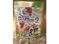 The Smurfs 2 Xbox 360 Game