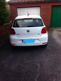 2 year old Polo excellent condition serviced with VW.
