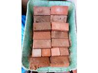 Red paving bricks for sale