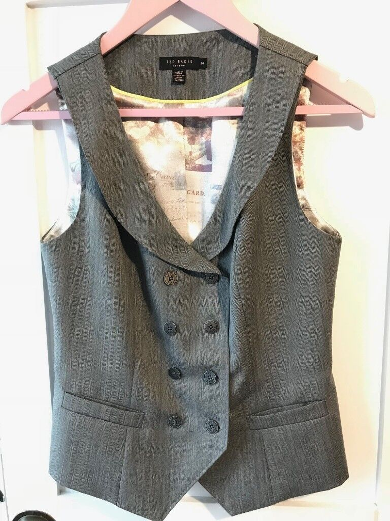 f4ed34b94087b2 ted baker boys suit size 10 ted shirt vest and size 10 factory ...