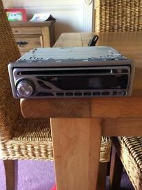 Car CD player/stereo JVC £20