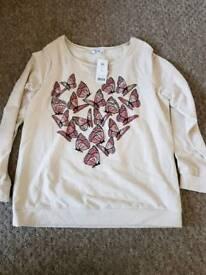 Size 16 bnwt jumper
