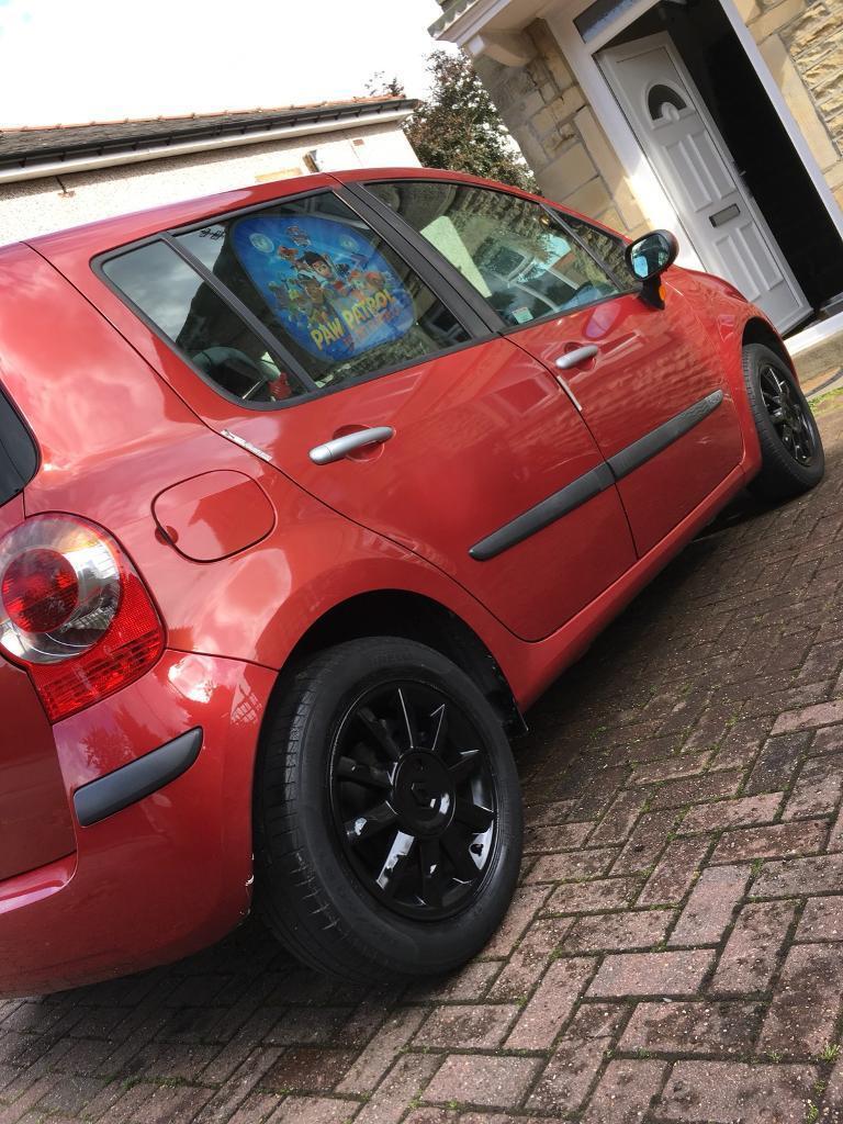 Renault modus 1.6 16v not Clio Corsa Astra scenic Megane