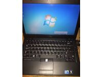 Dell E4310 Latitude, Win 7, i5 2.67Ghz Quad Core, 4GB Mem, 120Gb SSD, webcam, working battery £160
