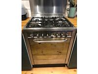 Baumatic 70cm range cooker