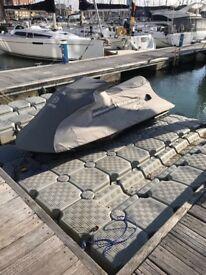 Versa dock, jet ski Dock