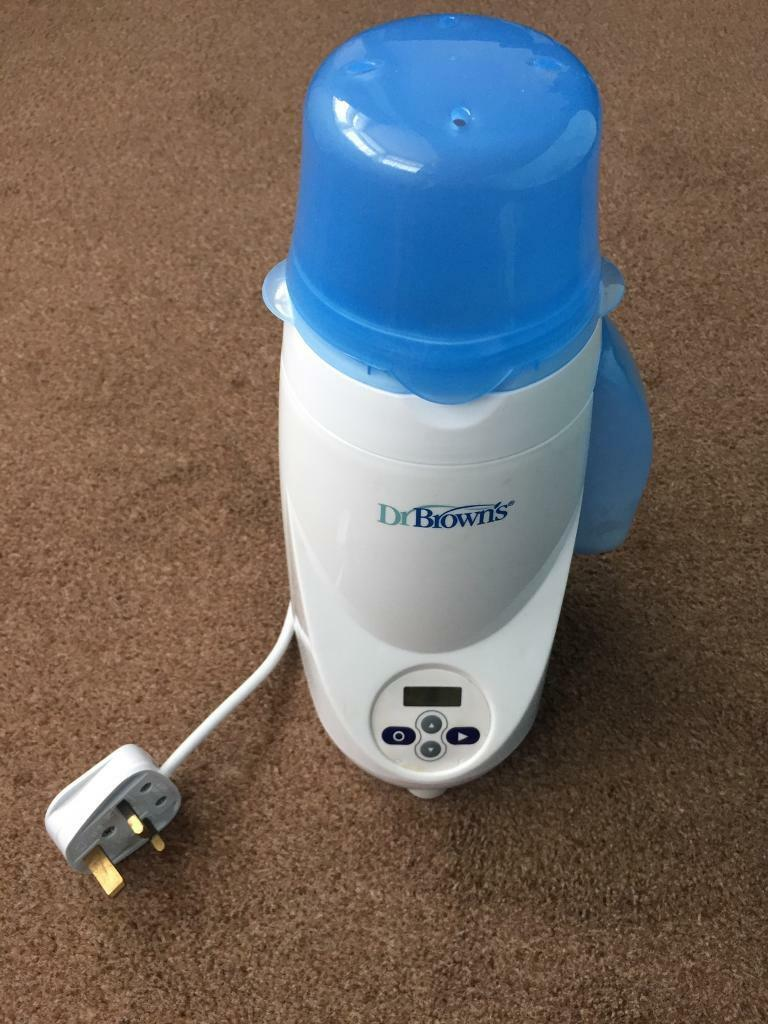 Dr Browns Baby Bottle Warmer