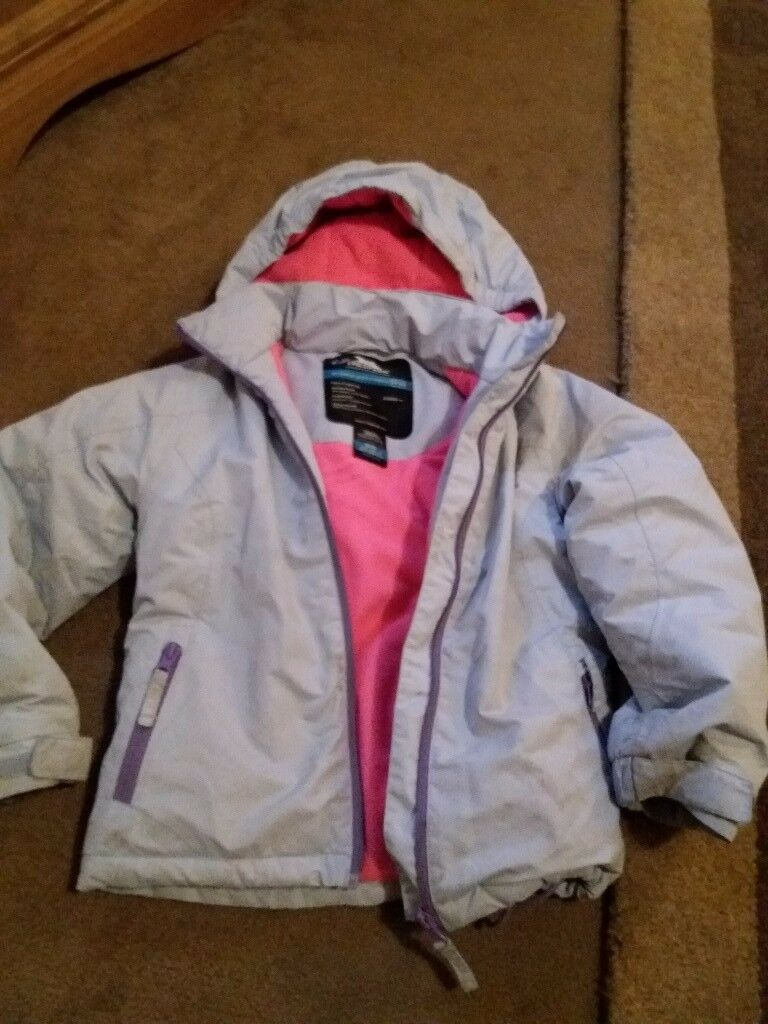 Girls Trespass jacket