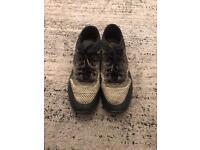 Mens Nike Air Max 1 Black & Green Size 10