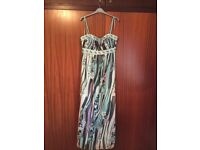 Quiz maxi dress size 16 only wore once