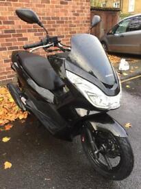 Honda PCX 125 2016 Low Miles £2100