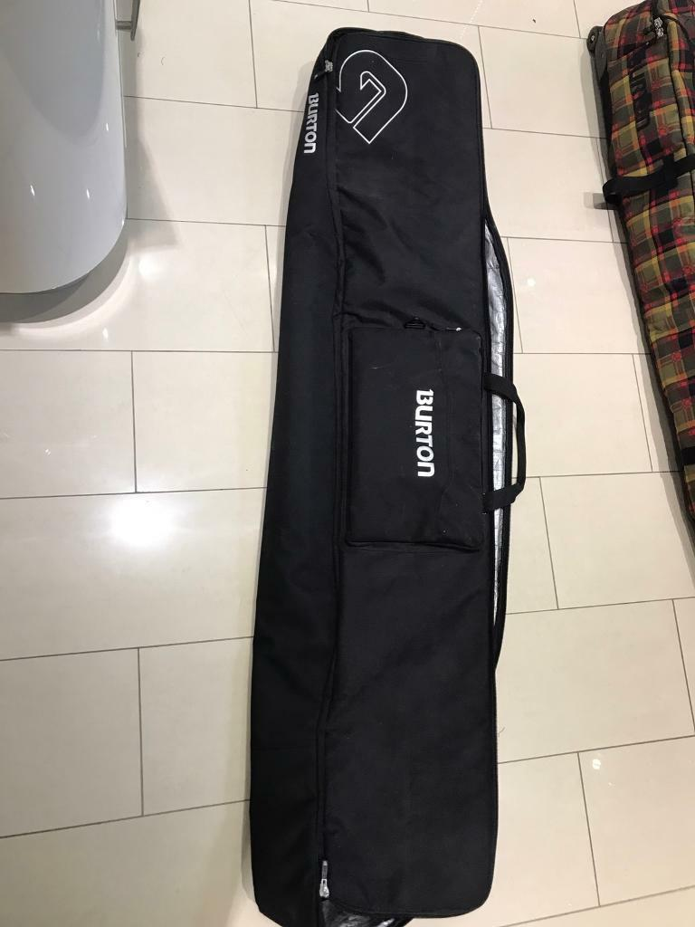 Burton snowboard back- good condition