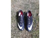 Nike mercurial boots £20, size 9.5