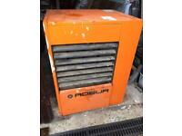 ROBUR industrial gas blow heater