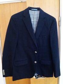 Howick Dark Blue Blazer - Size 40